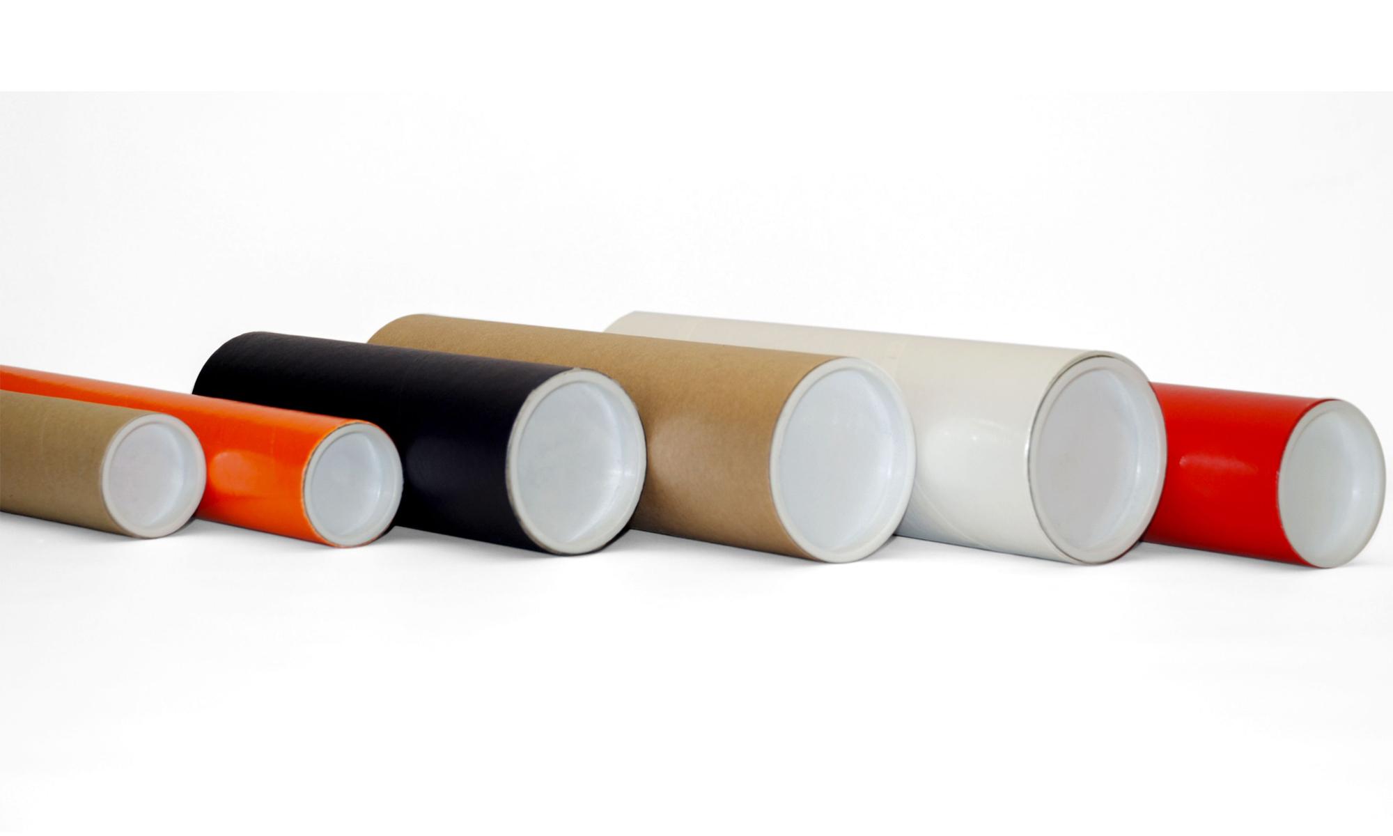 multicolored tubes